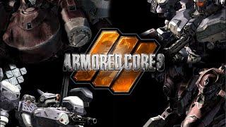 Armored Core 3 Portable trailer