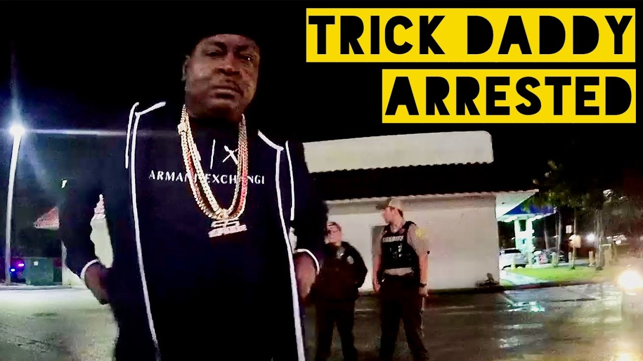 Trick Daddy Arrested for DUI, Cocaine Possession [Part I]