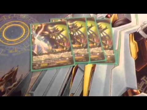 CardFight VanguardLiberator Monarch Sanctuary Alfred