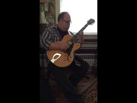 Bentley S Blues By Brad Myers Solo Guitar 8 28 15 Youtube