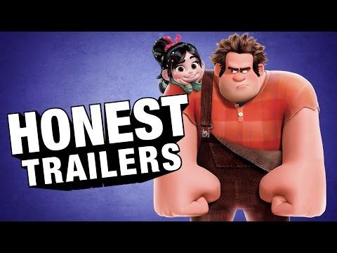 Honest Trailers - Wreck-It Ralph