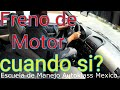Breve explicacion del Freno de Motor (V36)-AMDC