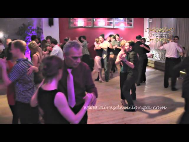 Berlin,  Die Freitags milonga Nou Tango), tango en Alemania, Germany