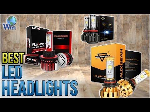 9 Best LED Headlights 2018