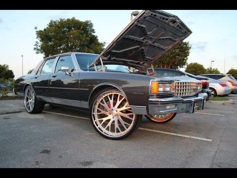 Whipaddict 84 39 chevrolet caprice on 26 savini wheels - Custom box chevy caprice interior ...