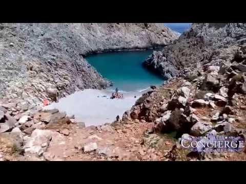 Spiaggia Creta VIP Italia Concierge - cod-sl1