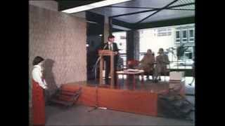 South Australian Education Department - building opening 1977