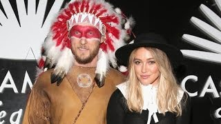 Hillary Duff Halloween Costume Causes Outrage