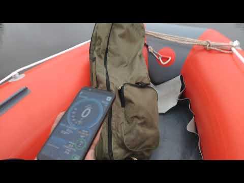 Лодка Navigator НДНД Cruize 320 с мотором Меркури 9.9 лайт