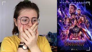 Avengers: Endgame - Official Trailer   REACTION!
