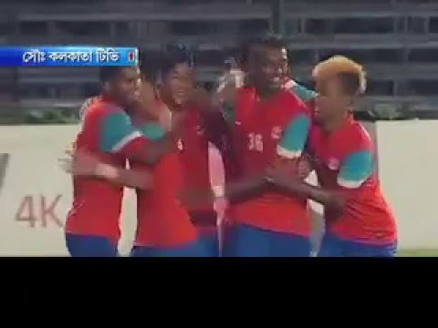 AIFF U19 Vs Crystal Palace _ 1st Semifinal goals _ LG IFA Shield (U-19) Tournament 2015-16