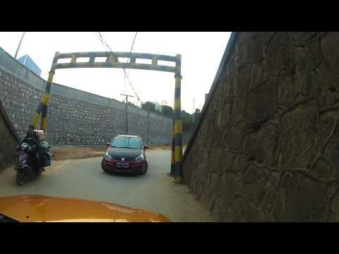 Driving in Zhuzhou