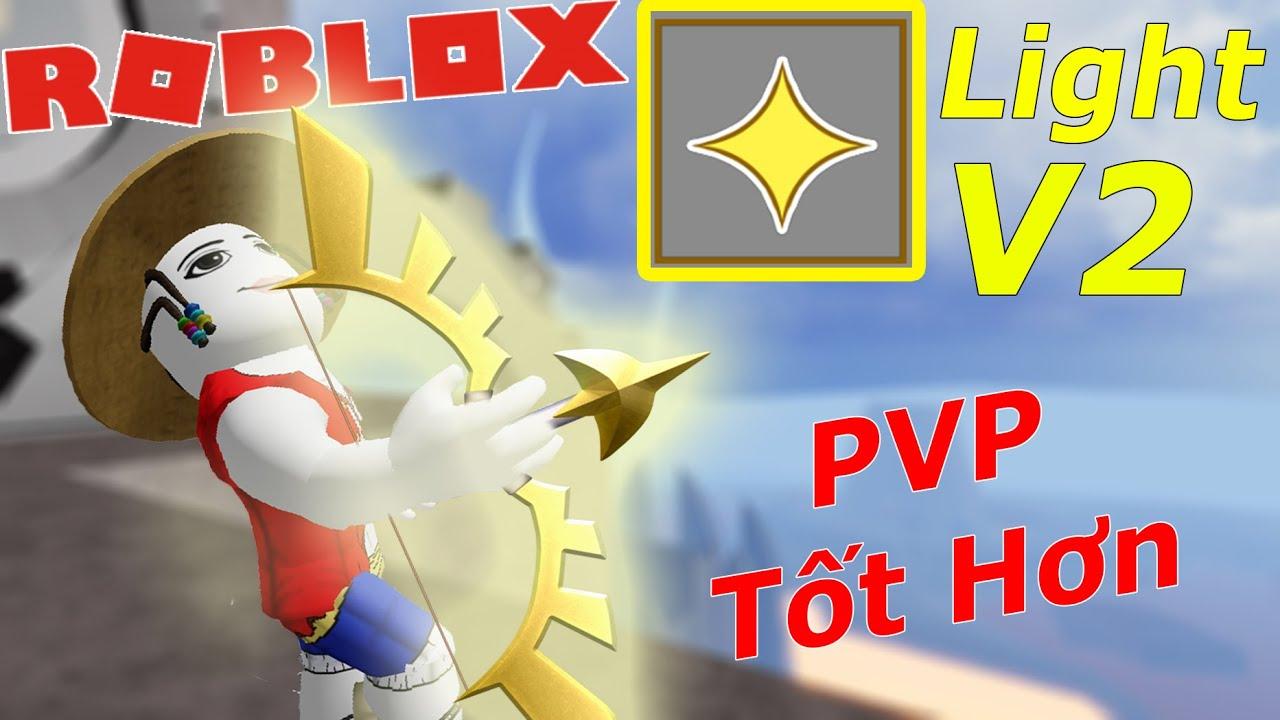 Blox Fruits Update 12 Trái Pika Thức Tỉnh Chiêu Thức Cực Phê PVP Mạnh Hơn