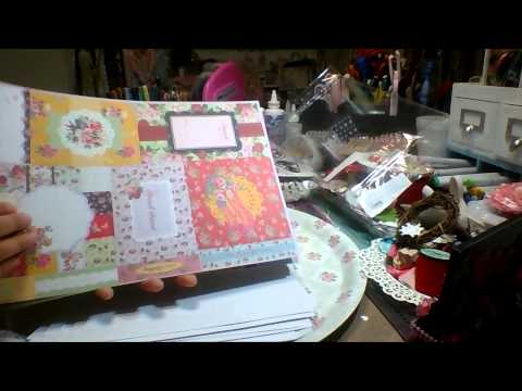 Project share, doilies and new stuff at Art Attack