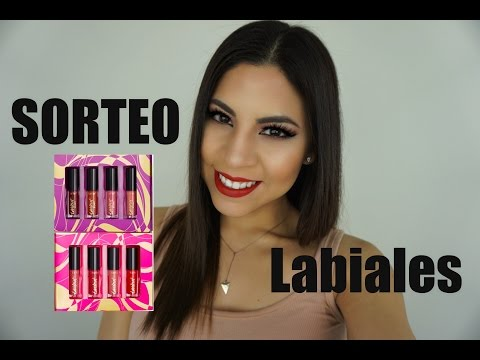 TARTE CREAMY MATTE LIP PAINT SET  | Makeup by Michela