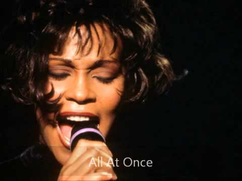 Whitney Houston Live at Radio City Music Hall Show #1