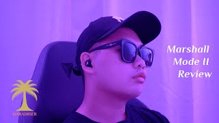 Marshall Mode II Review | DARA…