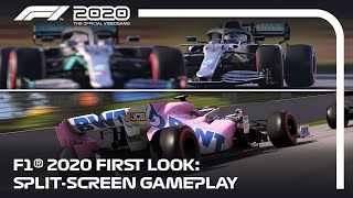 F1® 2020 First Look | Split-screen Gameplay