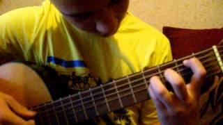 Разбор #1 как играть гангнам стайл на гитаре