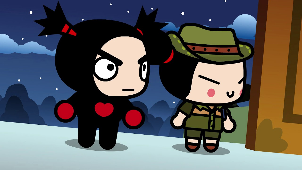 Pucca 1X1 - YouTube