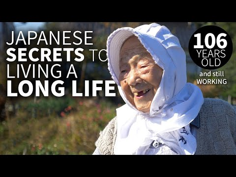 Why Japanese Live So Long   ONLY in JAPAN