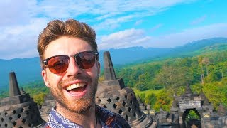 Indonesias Best Temple  And A Chicken Church?!