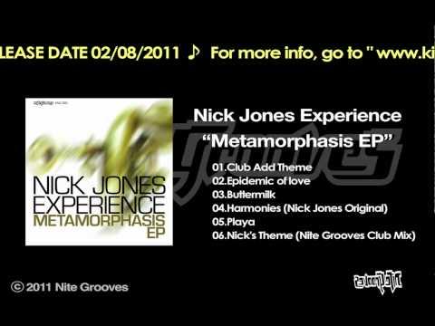 "Nick Jones Experience - ""Club Add Theme"""