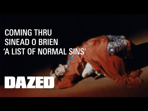 Sinead O Brien 'A List of Normal Sins'