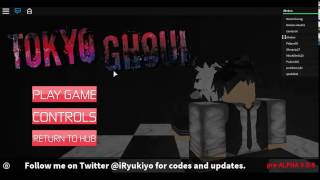 ROBLOX | Tokyo Ghoul Online v.0.8 | Free Tries | Masks Info | Things You Should Know |