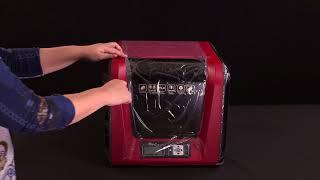 Da Vinci Jr. 1.0 Pro - Unboxing
