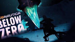Ice Worm Leviathans HUNT You Now! - Subnautica Below Zero Update - Subnautica Below Zero Gameplay