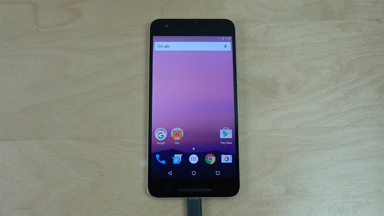 Nexus 6P Android N Developer Preview - Review!