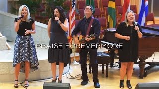 Watch Point Of Grace Praise Forevermore video