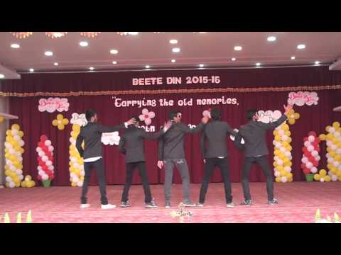 Dance by Students(Mayank n group)Romeo Juliet-MJ5