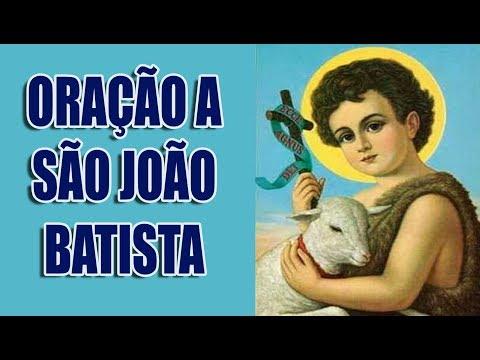 Oração a São João Batista