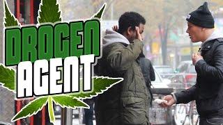 DROGEN - AGENT!! PRANK