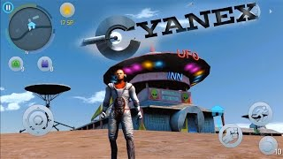 SPACEMAN AND UFO REVIEW | Gangstar Vegas