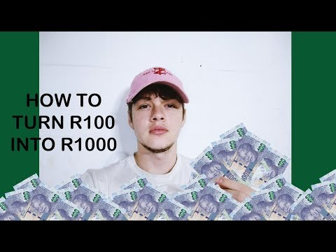 How to make money fast as a kid in south africa