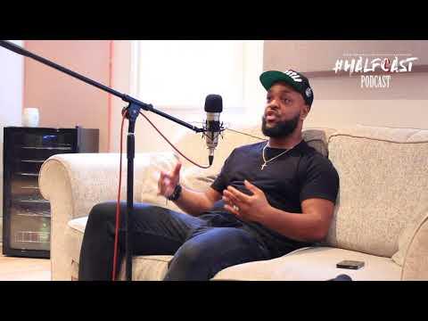 Donaeo on making music with Giggs || HalfcastPodcast