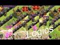 Логика валькирий и королевы | Clash of Clans | Sviat Gamer