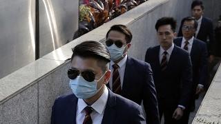 7 cảnh sát viên Hồng Kông bị kết tội hành hung nhà tranh đấu dân chủ