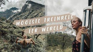 Treinreis naar ELLA & Mini Adams peak BEKLIMMEN ✩ WEEKVLOG #3