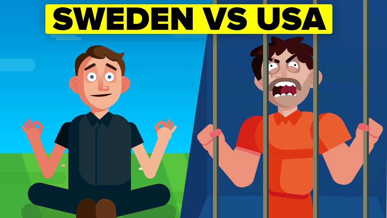 Swedish Prison vs United States Prison - How Do They Actually Compare?