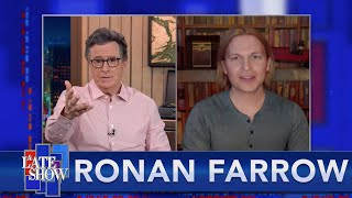 """This Is Not Going Away"" - Ronan Farrow On How Conspiracies Fueled An Insurrection"