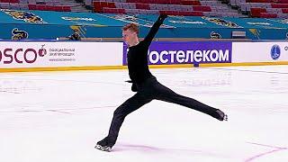 Алексей Ерохов Короткая программа Мужчины Сочи Кубок России по фигурному катанию 2021 22