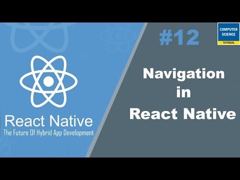 React Native Navigation thumbnail