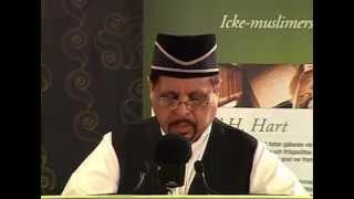 22:a Jalsa Salana Sverige 2013 - Tilawat av Naseer ul Haq