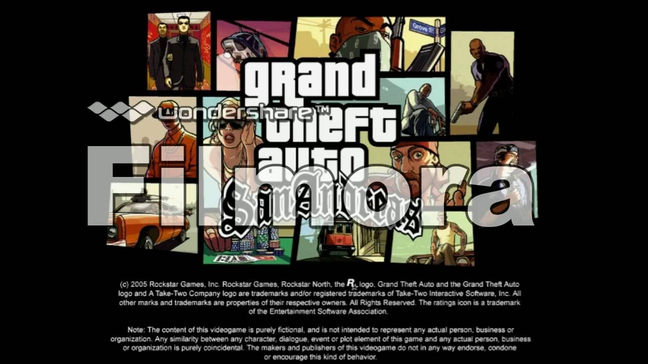 Free Gta San Andreas APK Download For PC