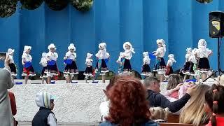 Танец прачки. Мариуполь. День матери. Коллектив Радуга