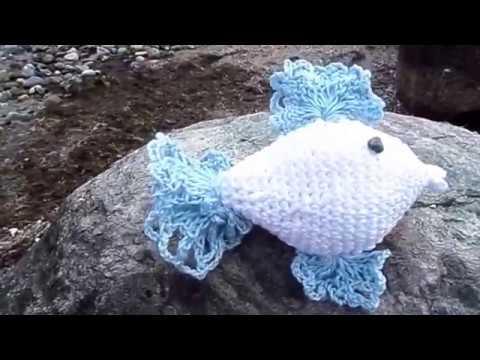 Tropische Fisch stricken Muster DIY Anleitung 2 Variationen | Etsy | 360x480